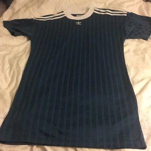 Adidas jersey dress
